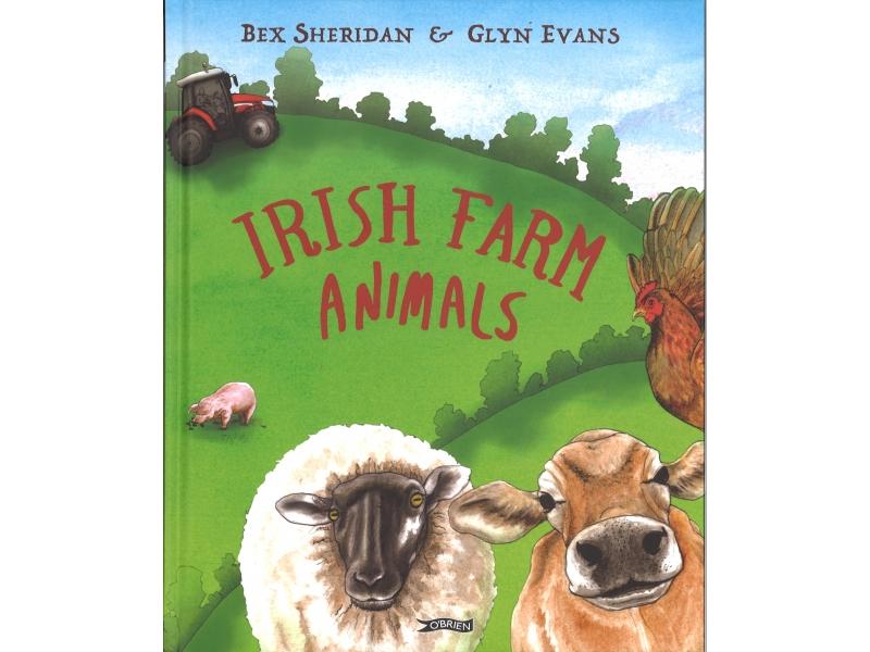 Irish Farm Animals - Bex Sheridan & Glyn Evans