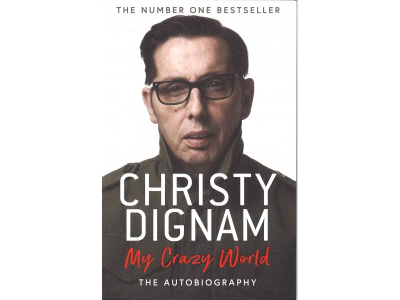 Christy Dignam - My Crazy World
