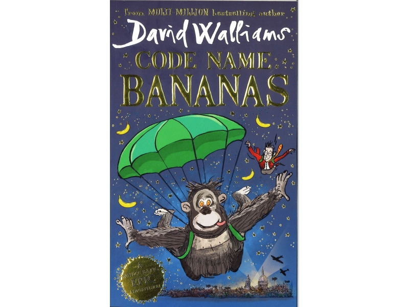 David Walliams - Code Name Bananas