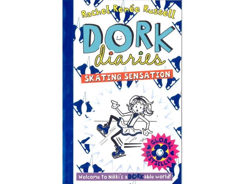 Dork Diaries - Book 4 - Skating Sensation