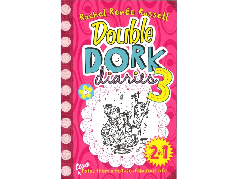 Double Dork Diaries 3 - Includes Dear Dork & Holiday Heartbreak