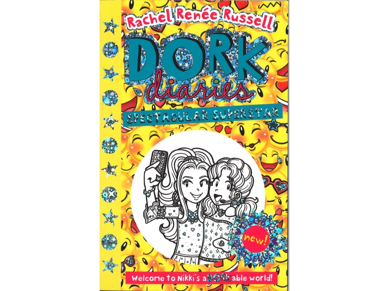 Dork Diaries - Book 14 - Spectacular  Superstar