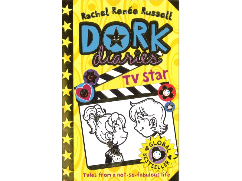 Dork Diaries - Book 7 - Tv Star