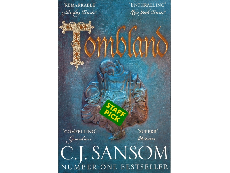 C.J Sansom - Tombland