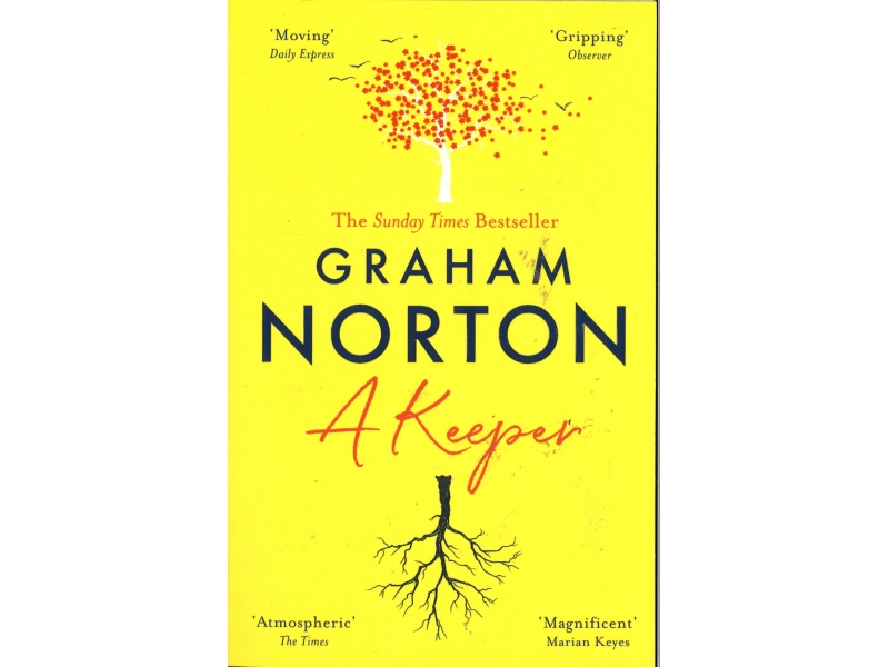 Graham Norton - A Keeper