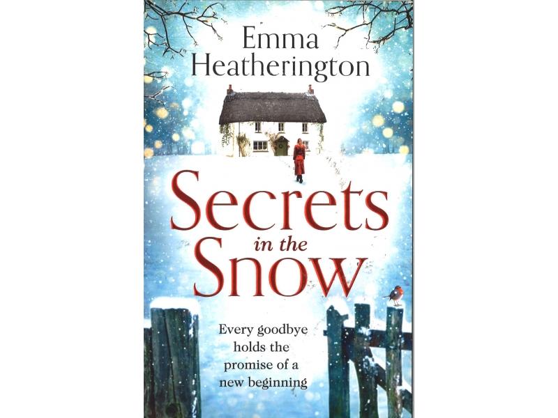 Emma Heatherington - Secrets In The Snow