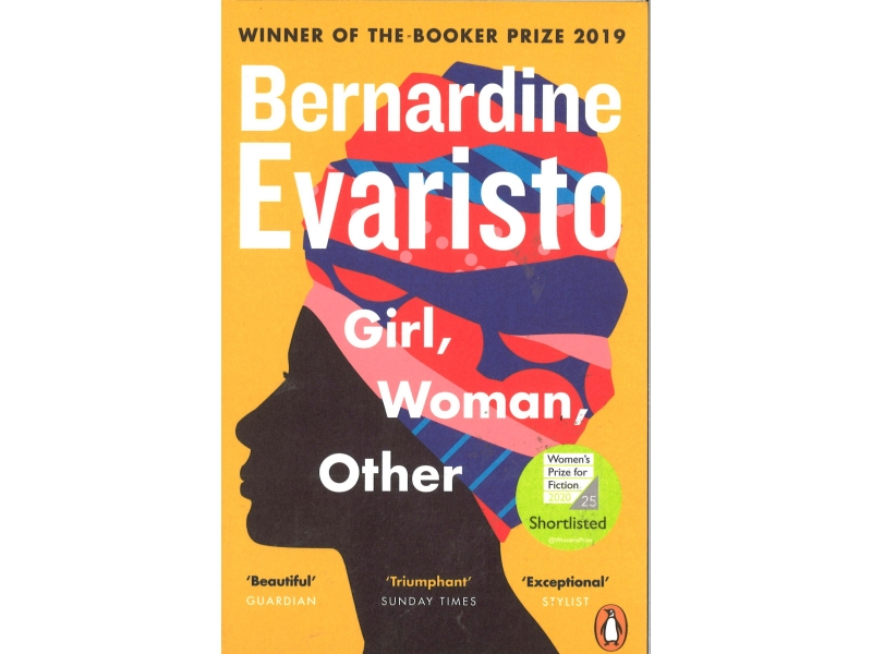 Bernardine Evaristo - Girl, Woman, Other