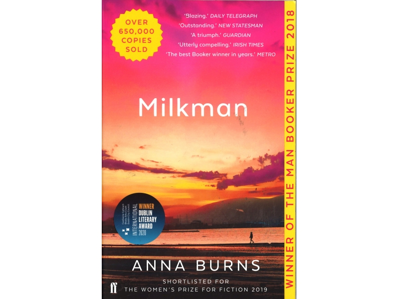 Anna Burns - Milkman