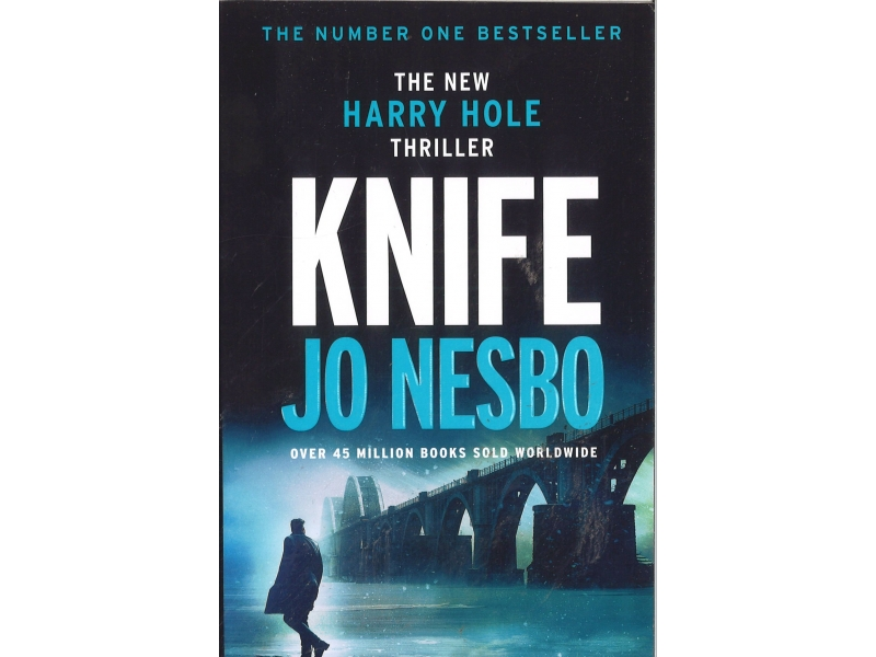 Jo Nesbo - Knife