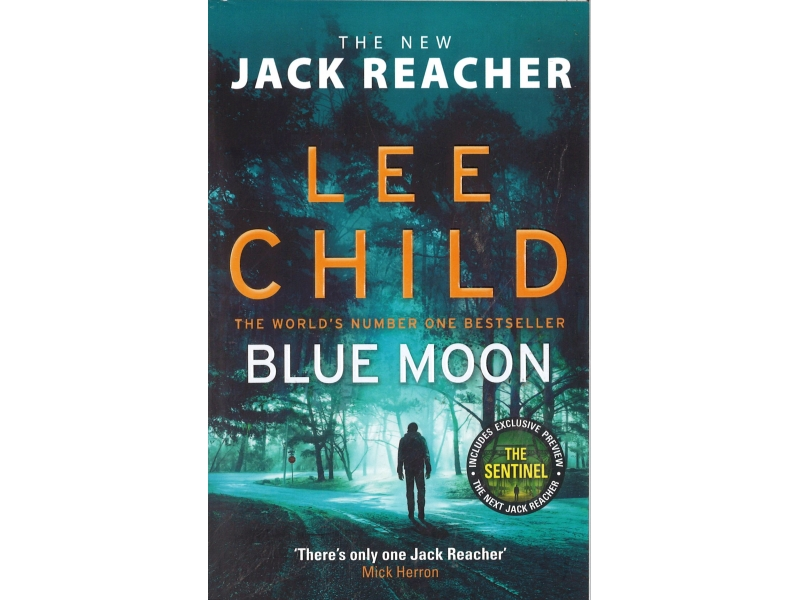Lee Child - Blue Moon
