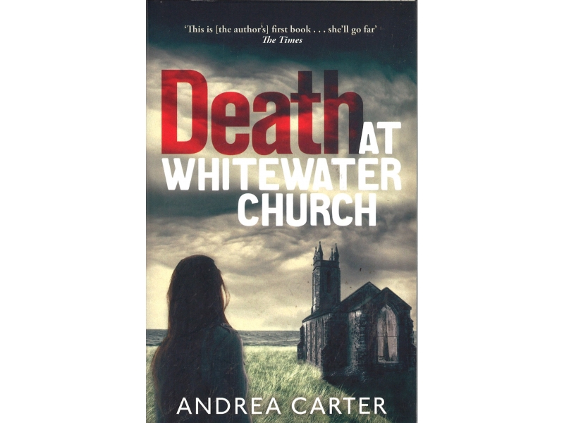 Andrea Carter - Death At Whitewater Church