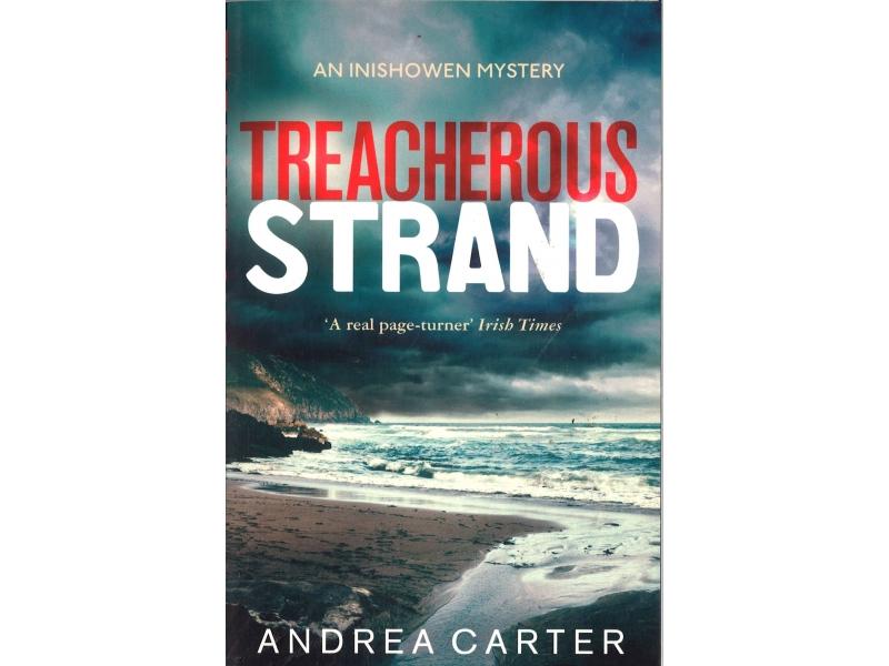 Andrea Carter - Treacherous Strand