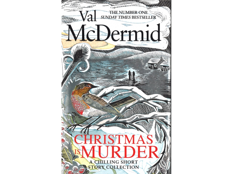 Val McDermid - Christmas Is Murder