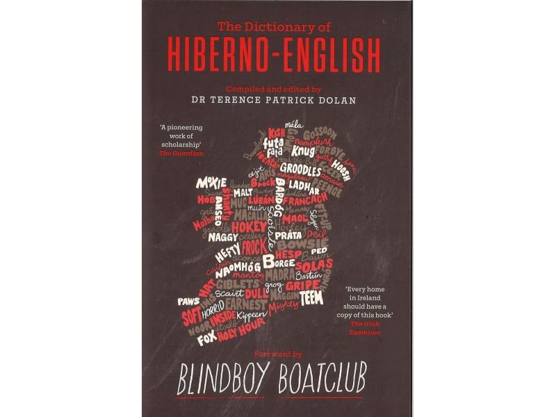 Blindboy Boatclub - The Dictionary Of Hiberno-English