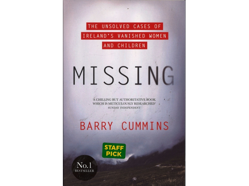 Barry Cummins - Missing