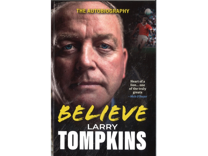 Larry Tompkins - Believe