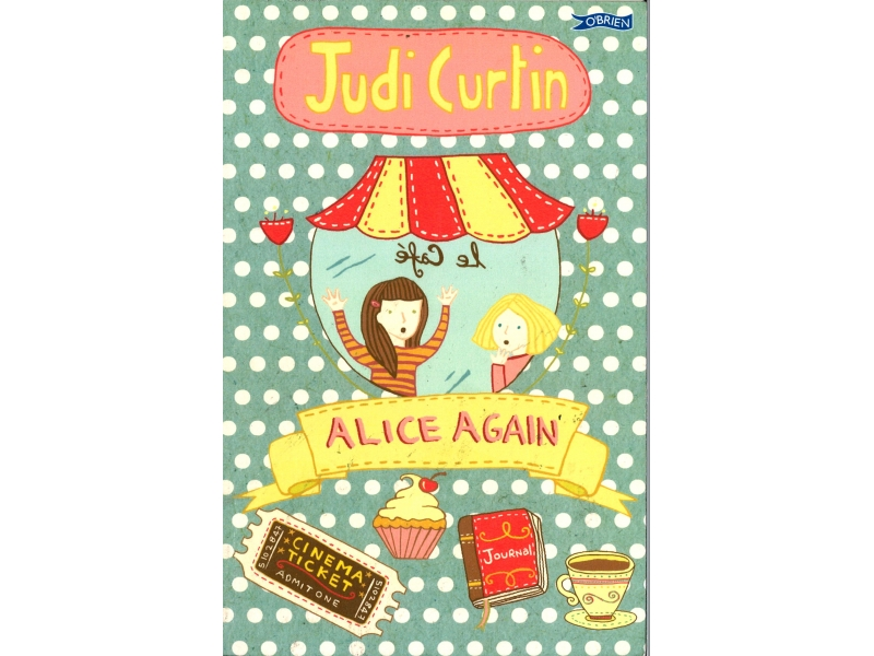 Judi Curtin - Alice Again