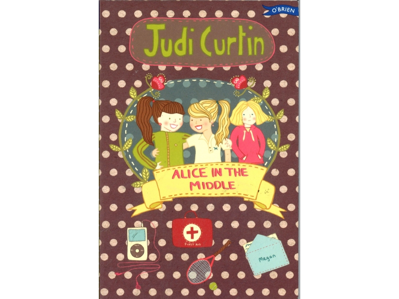 Judi Curtin - Alice In The Middle
