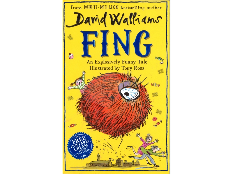 David Walliams - Fing