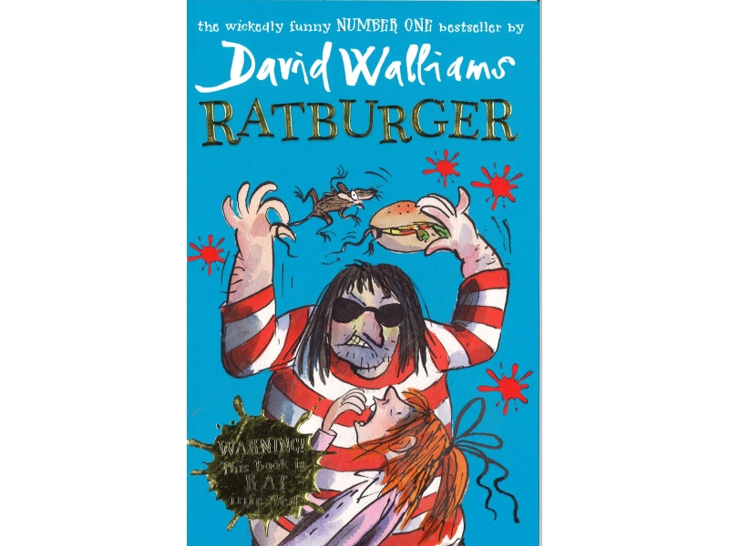 David Walliams - Ratburger
