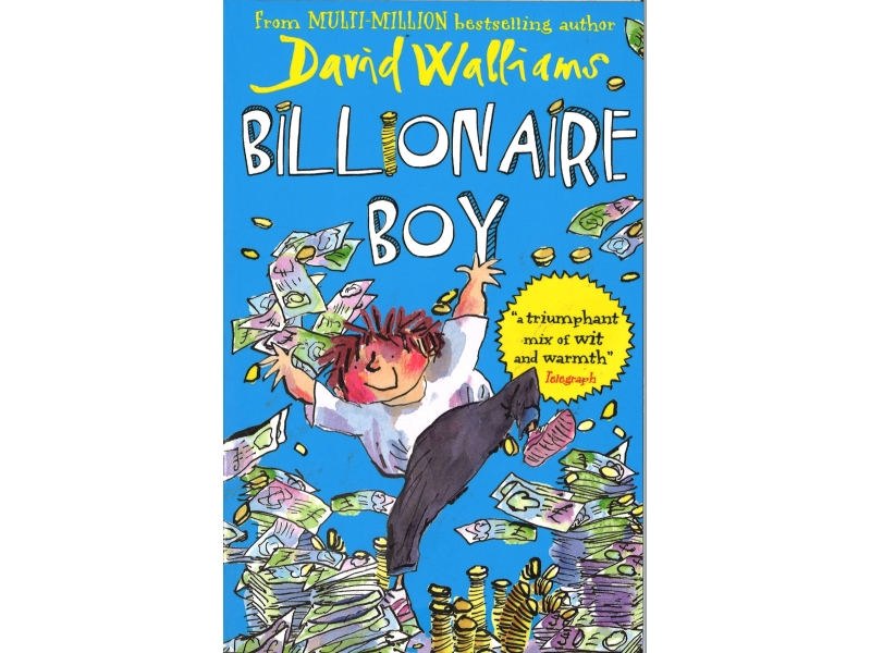 David Walliams - Billionaire Boy