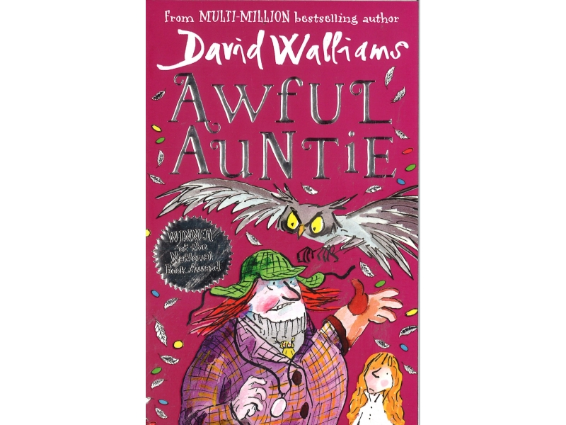 David Walliams - Awful Auntie