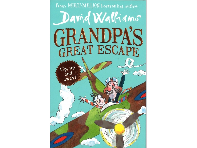 David Walliams - Grandpa's Great Escape
