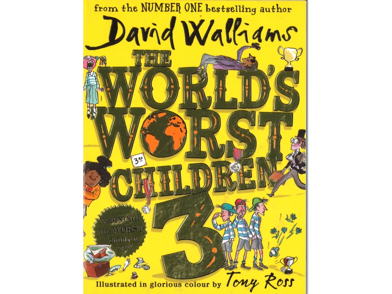 David Walliams - The World's Worst Children 3