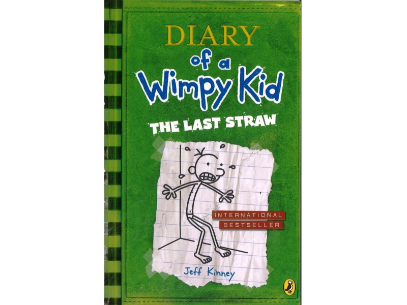 Diary Of A Wimpy Kid - The Last Strain