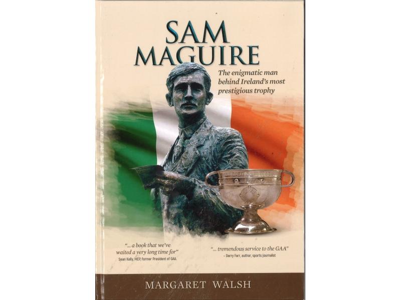 Sam Maguire - Margaret Walsh