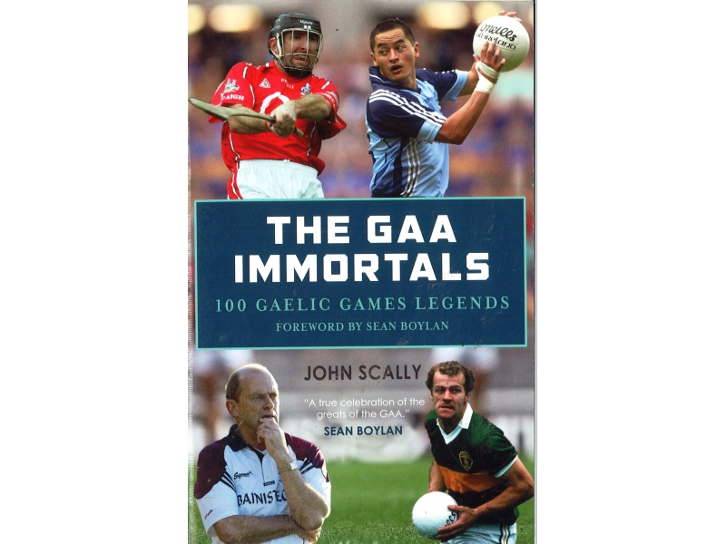John Scally - The GAA Immortals