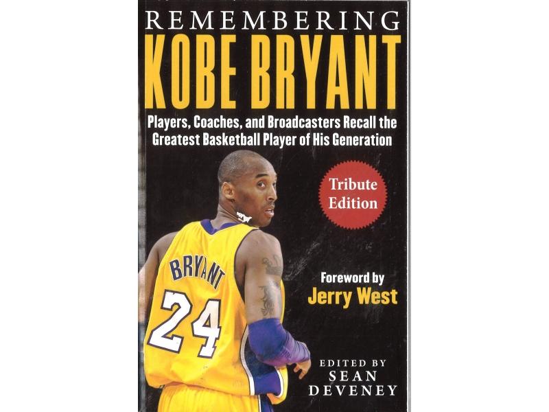 Jerry West - Remembering Kobe Bryant