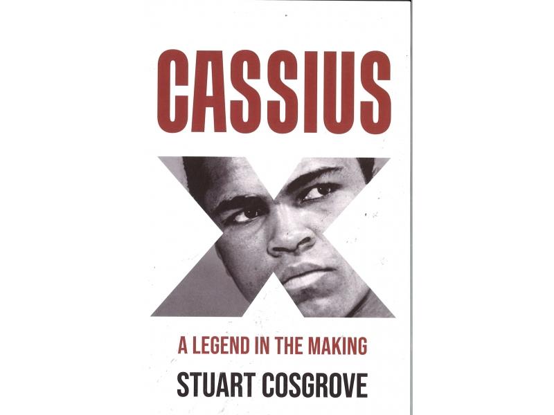 Stuart Cosgrove - Cassius