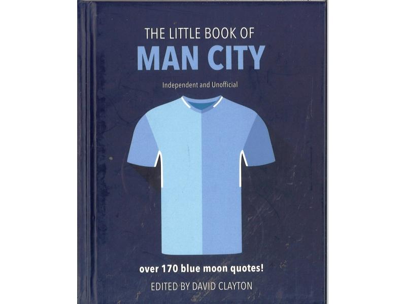 David Clayton - The Little Book Of Man City