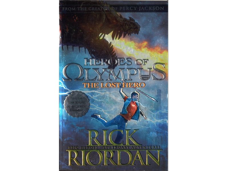 Rick Riordan - Heroes Of Olympus - The Lost Hero