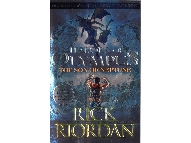 Rick Riordan - Heroes Of Olympus - The Son Of Neptune