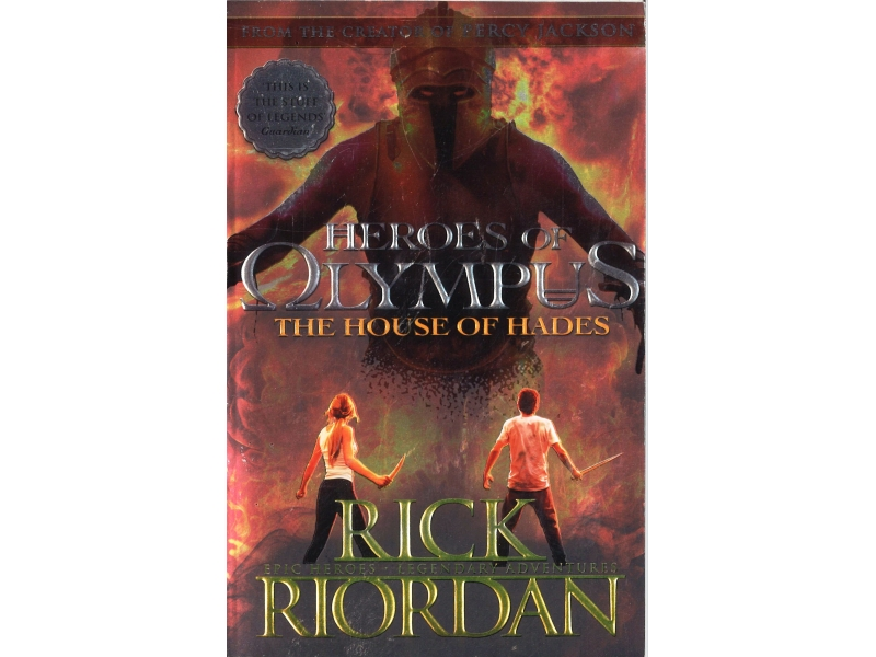 Rick Riordan - Heroes Of Olympus - The House Of Hades