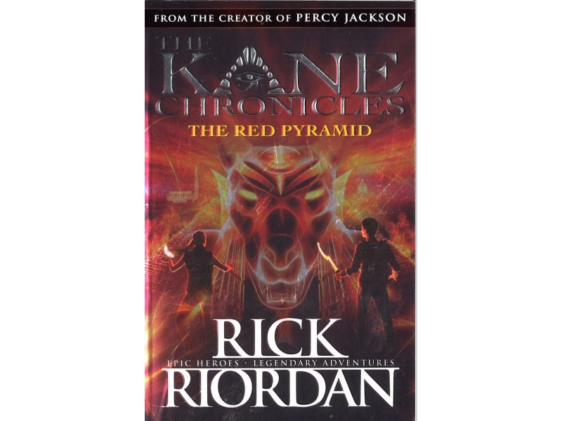 Rick Riordan - The Kane Chronicles - The Red Pyramid
