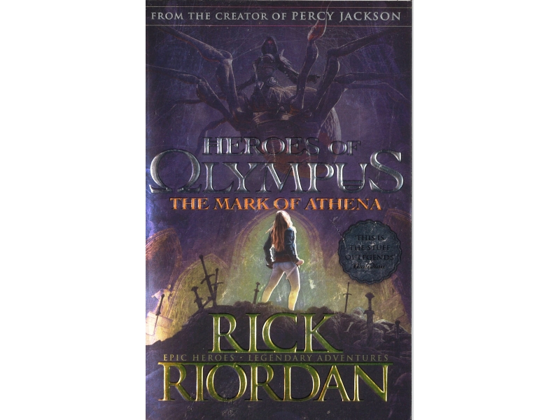 Rick Riordan - Heroes Of Olympus - The Mark Of Athena