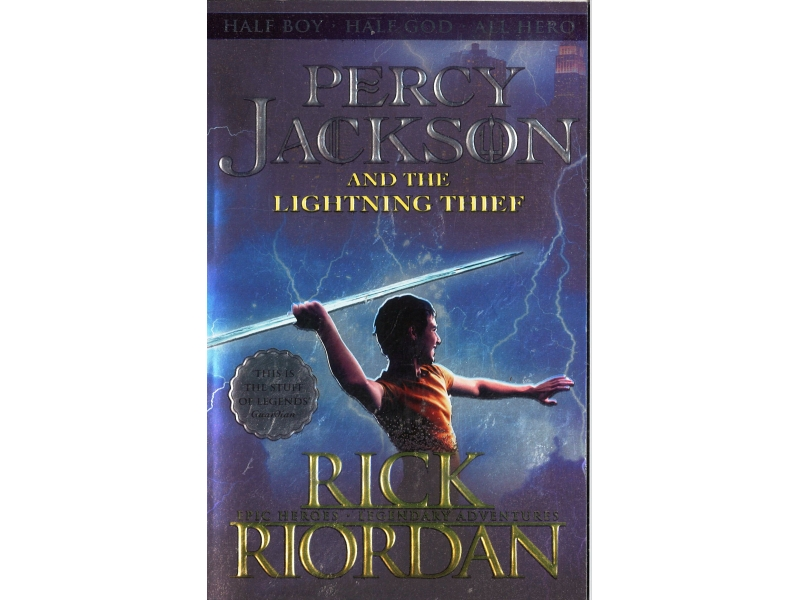 Rick Riordan - Percy Jackson And The Lightning Thief