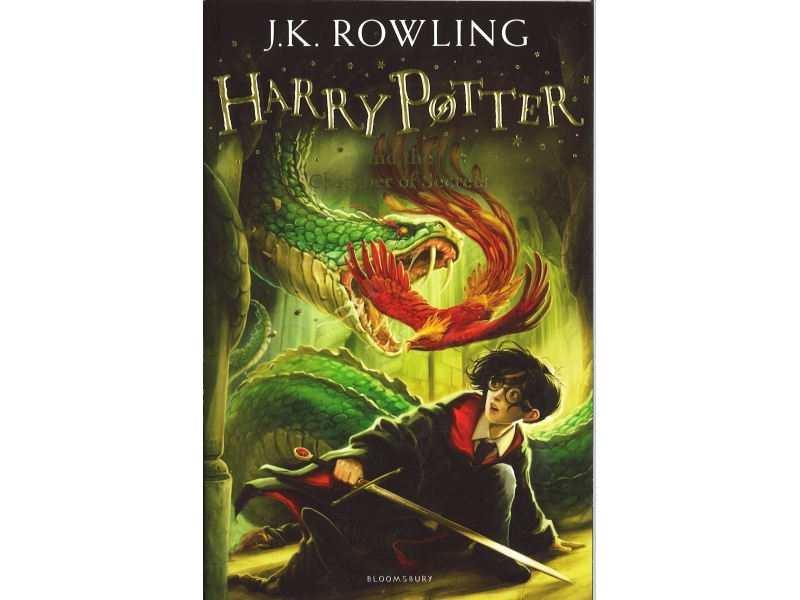 Harry Potter And The Chamber Of Secrets - Book 2 - J.K Rowling