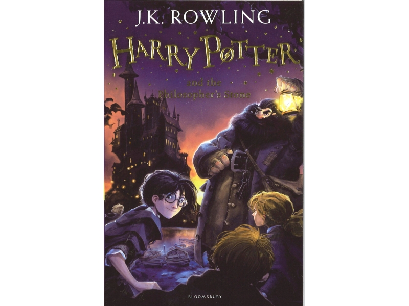 Harry Potter And The Philosopher's Stone - Book 1 - J.K Rowling
