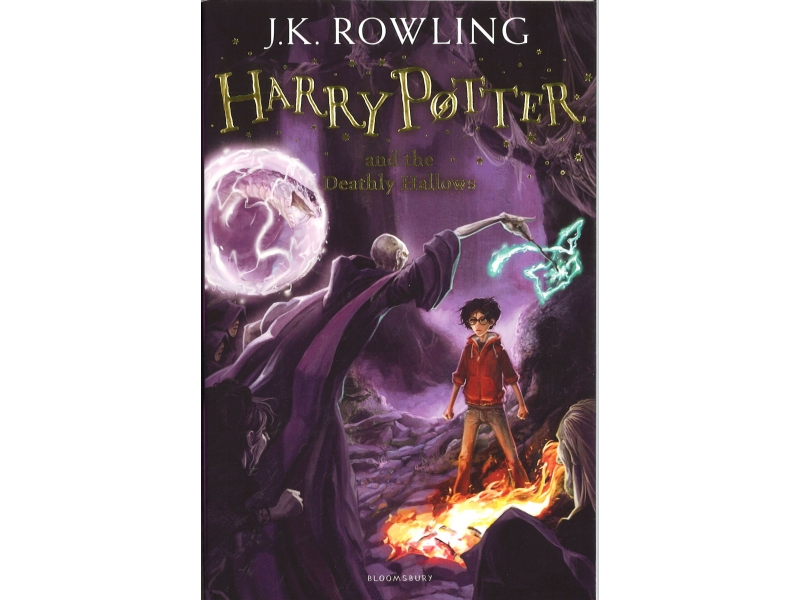 Harry Potter And The Deathly Hallows - Book 7 - J.K Rowling