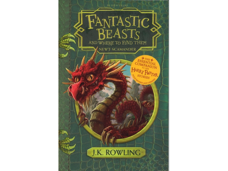 J.K Rowling - Fantastic Beasts And Where To Find Them