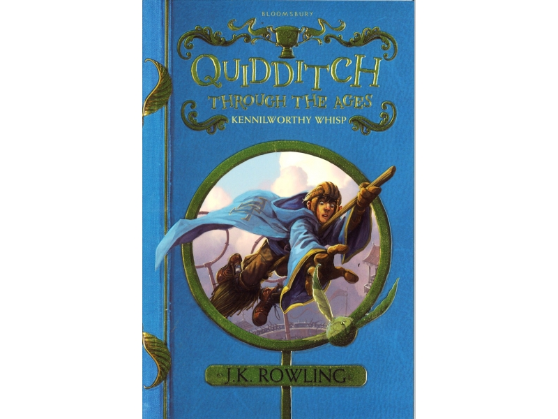 J.K Rowling - Quidditch Through The Ages