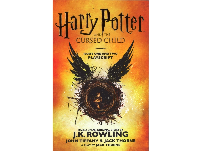 Harry Potter And The Cursed Child - J.K Rowling