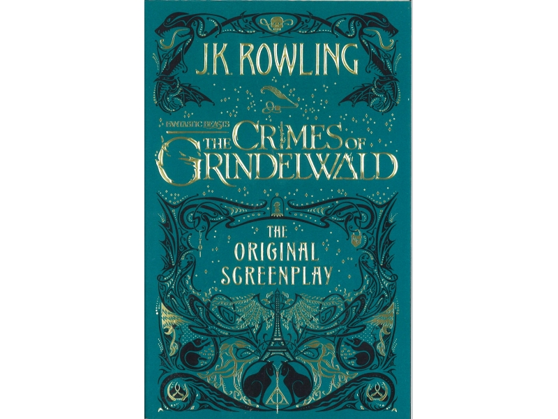 J.K Rowling - The Crimes Of Grindelwald