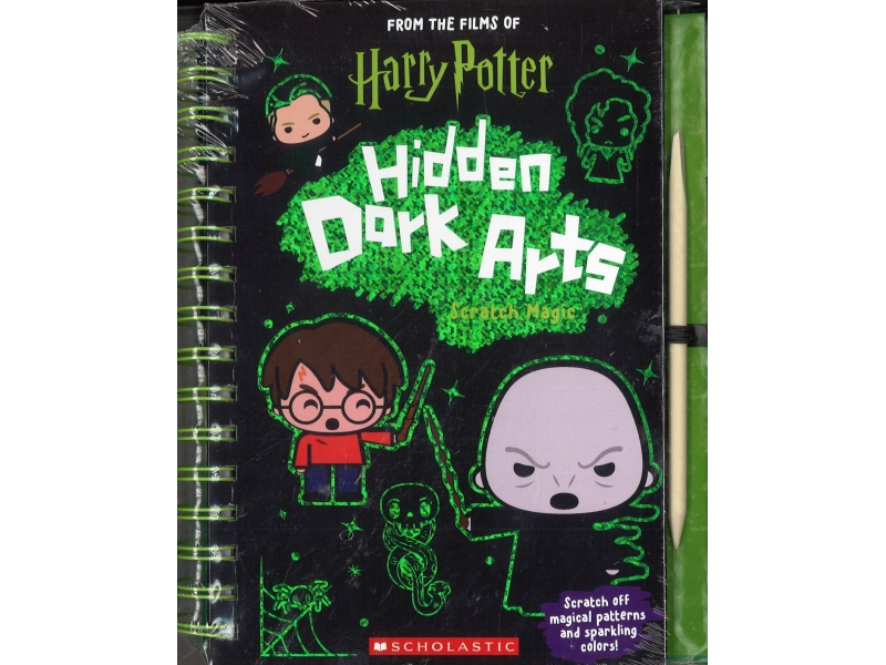 Harry Potter - Hidden Dark Arts