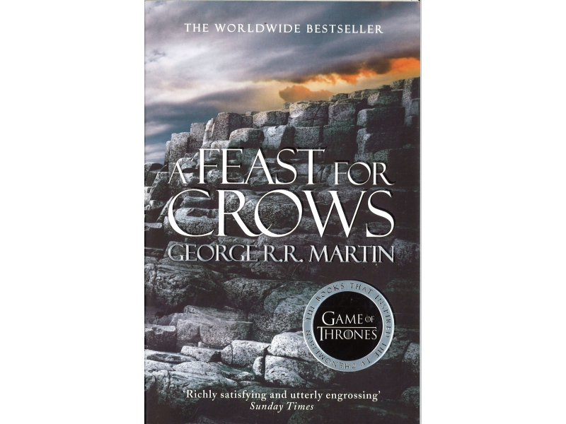 George R.R. Martin  - Game Of Thrones Book 5 - A Feast For Crows