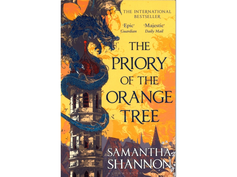 Samantha Shannon - The Priory Of The Orange Tree